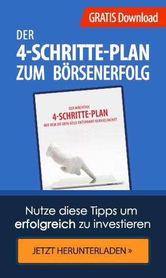 Download: Der 4-Schritte-Plan zum Börsenerfolg